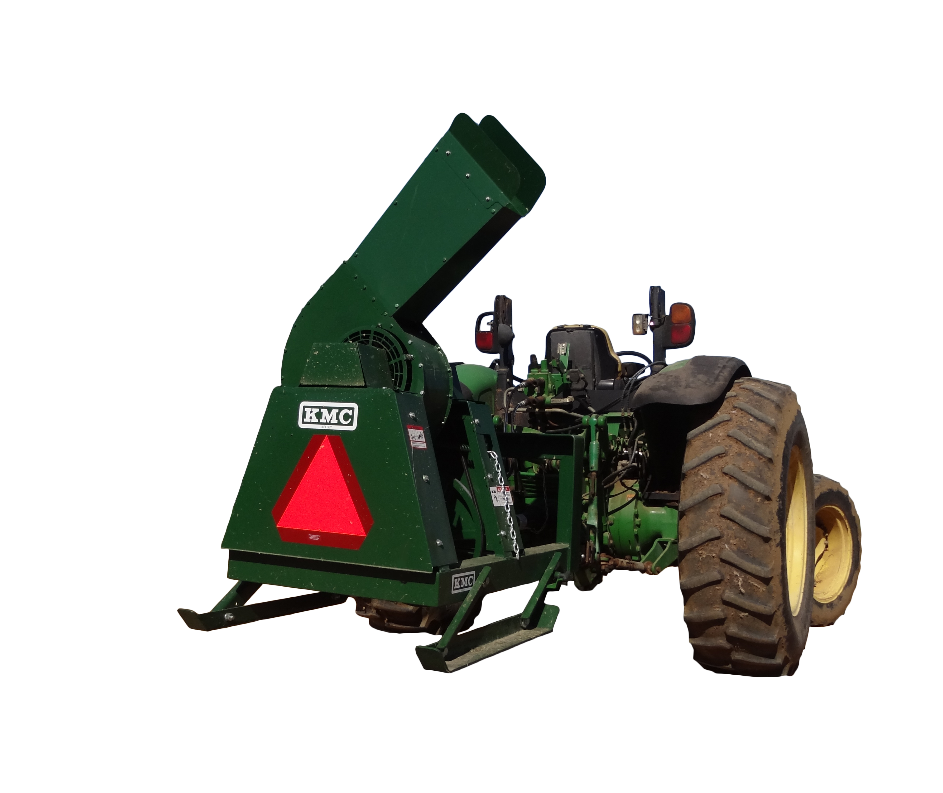 Blowerwithtractor